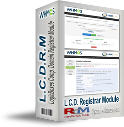 LCDRM - LogicBoxes Compatible Domain Registrar Module