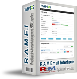 R.A.M.E.I - ResellerClub Advanced Management EMAIL Interface