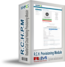 RCHPM - ResellerClub Cloud Hosting Provisioning Module