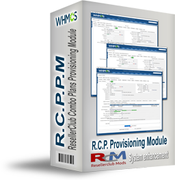 RCPPM - ResellerClub Combo Plan Provisioning Module