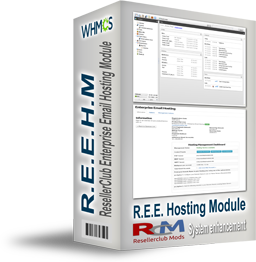 R.E.E.H.M - ResellerClub Enterprise & Business Email Hosting Módulo