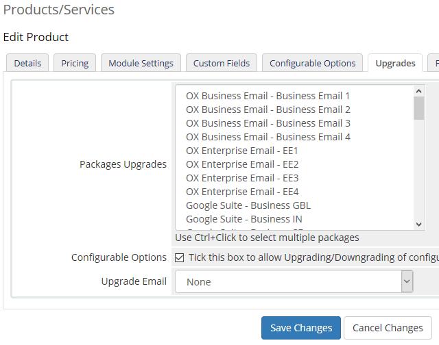 Activate Server Module