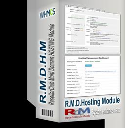 ResellerClub Multi Domain Hosting Module