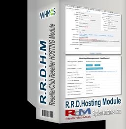 ResellerClub Reseller Bulk Hosting Module